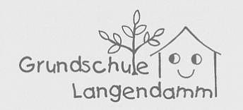Grundschule Logo Grau©Grundschule Langendamm